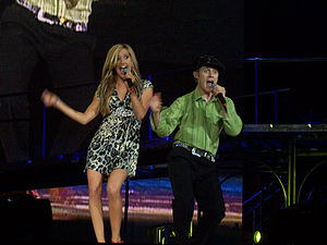 What I've Been Looking For - Image: Ashley Tisdale and Lucas Grabeel 8