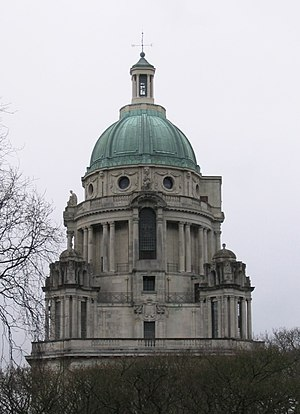 James Williamson, 1st Baron Ashton - The Ashton Memorial, which Lord Ashton built after the death of his second wife.