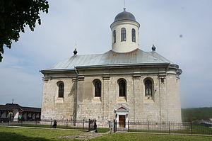 Krylos - Assumption Church in Krylos
