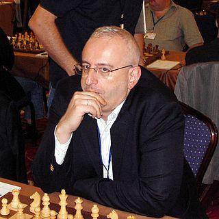 Suat Atalık Turkish chess player