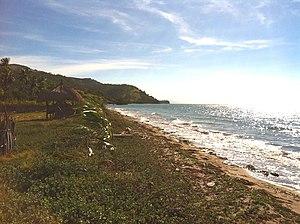 Atauro Island - Image: Atauro coast 2
