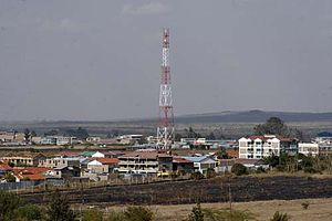 Athi River (town) - Photo of Athi River