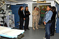 Atlanta Falcons cheerleading squad tour Guantanamo captives' hospital -b.jpg
