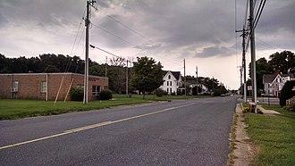 Atlantic, Virginia - Atlantic in August 2014
