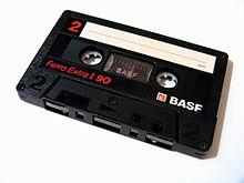 db1a515d522d9 Kassette – Wiktionary
