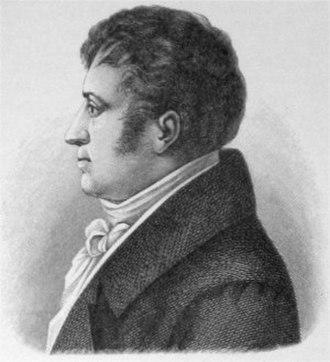 August Wilhelm Schlegel - Image: August Wilhelm von Schlegel