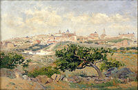 Aureliano de Beruete - View of Toledo - Google Art Project.jpg