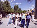 Autoridades en el Rapel del 2006.jpg