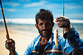 Average Sri Lankan middle aged fisherman (close up outdoor portrait). Sri Lanka.jpg