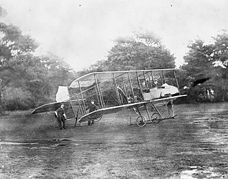 Royal Aircraft Factory F.E.2 - The first F.E.2 (1911)