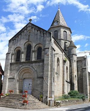 Aynac - Church of Saint Geniès