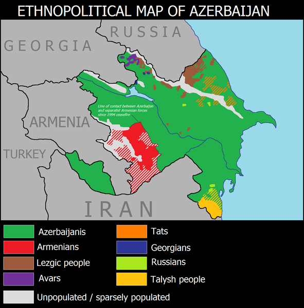 Ethnicities of Azerbaijan