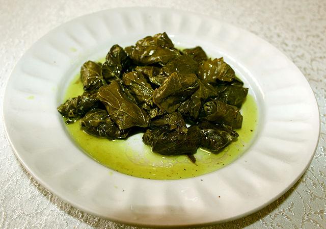 File:Azerbaijani Yarpaq dolması.JPG - Wikimedia Commons