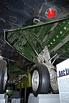 B-52 undercarriage bay detail, National Museum of the US Air Force, Dayton, Ohio, USA. (44569659990).jpg