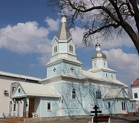BLR Soligorsk Orthodox Svyato-pokrovskaya church 3.JPG