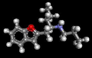 Benzofuranylpropylaminopentane - Image: BPAP
