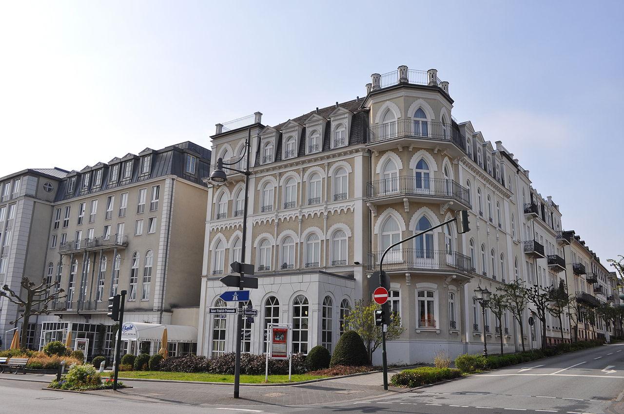 Hotel Steigenberger In Berlin Rankestr Oder Augsburger Str