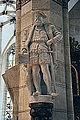 Bad Urach St Amandus Statue Herzog Christoph.jpg