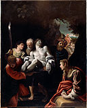 Badalocchio, Sisto - Christ Carried to the Tomb - Google Art Project.jpg