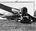 Badly Damaged Lancaster Is Brought Back Safely After Attack on Mailly De Camp CE148.jpg