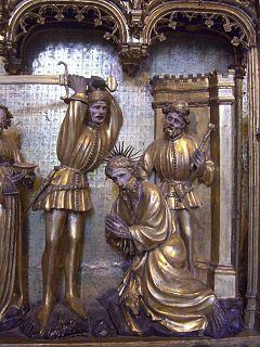 Jacques de Baerze Flemish sculptor