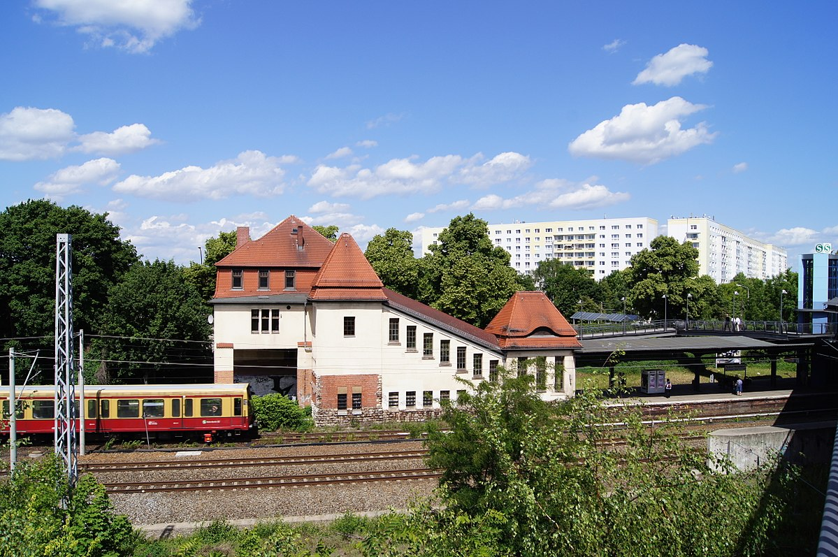 berlin pankow heinersdorf station wikipedia. Black Bedroom Furniture Sets. Home Design Ideas