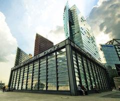 عرضه محصولات شرکت سونی در فروشگاه بزرگ آف سیتی