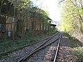Bahnhof Wolkenburg, Rangiergleis (1).jpg