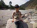 Balakot river bank.JPG