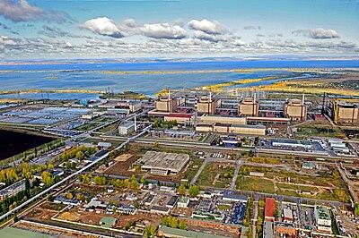 Обзор действующих АЭС в России.