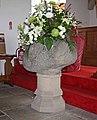 Balquhidder Church - Font - geograph.org.uk - 972688.jpg