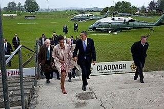 Moneygall GAA gaelic games club in County Tipperary, Ireland