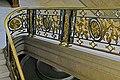 Barandal de escalinatas. Castillo de Chapultepec.jpg