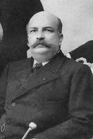 Brazilian nobility - José Paranhos, Baron of Rio Branco, famous diplomat both in the Empire and the Republic.
