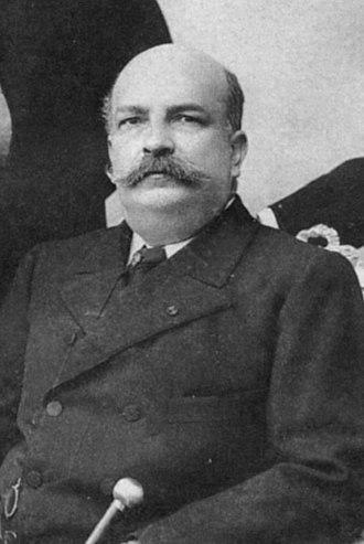 Brazilian nobility - José Paranhos, Baron of Rio Branco, famous diplomat both in the Empire and the Republic.