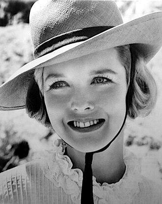 Barbara Babcock - Babcock in 1968