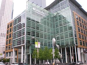 Barclays Global Investors headquarters on Howa...