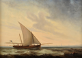 Barcos no Tejo (1864) - Luís Tomasini.png