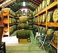 Barrels of rum - Dec 2011.jpg