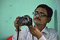 Barun Kumar Banik - Wikimedia Meetup - AMPS - Kolkata 2017-04-23 6803.JPG