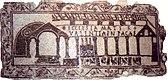 mosaïque de l'Ecclesia Mater