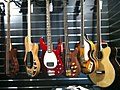 Bass guitars 1, guitar shop in Doublin.jpg