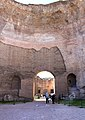 Bath of Caracalla Rome 2011 8.jpg