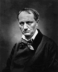 Baudelaire par Félix Nadar
