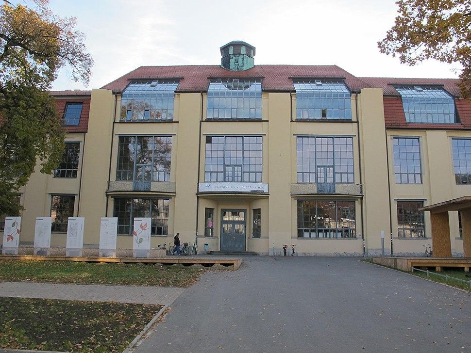 Bauhaus University Weimar 03