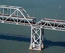 Сан - Франциско Oakland Bay Bridge - San Francisco–Oakland Bay Bridge