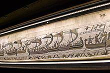 Tapisserie de bayeux wikip dia - Qu est ce que la tapisserie de bayeux ...