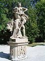 Bayreuth 12.09.06, Eremitage, Gartenskulptur Raub der Sabinerinnen (02).jpg