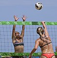 Beach Volleyball - ECSC East Coast Surfing Championships Virginia Beach women (37021422041).jpg