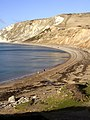 Beach and cliffs at Worbarrow Bay, Isle of Purbeck - geograph.org.uk - 96282.jpg